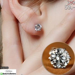AAA-Simple-New-Design-Rhinestone-Crystal-Silver-Stud-Earrings-Piercing-Ear-Studs-for-Women-Wedding-Party