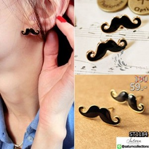 ES125-Special-Spike-European-and-American-Vintage-Jewelry-Cute-Stud-Earrings-Sexy-Mustache-Accessories