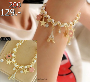 2559-09-23 21_51_10-Aliexpress.com _ Buy S004 Braid Leather Eiffel Tower Star Rhinestone Leather Cha