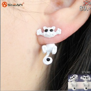 1-Pair-New-Multiple-Color-Hot-Fashion-Cute-Kitten-Ear-Jewelry-Fine-Cat-Stud-Earrings-For