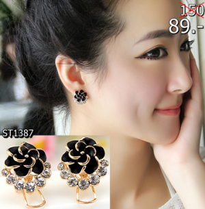 2559-10-18 21_08_46-Elegant Women Camellia Shining Crystal Ear Stud Earrings Ear Clip Jewelry Gift _