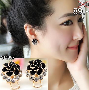 2559-10-18 21_08_46-Elegant Women Camellia Shining Crystal Ear Stud Earrings Ear Clip Jewelry Gift _